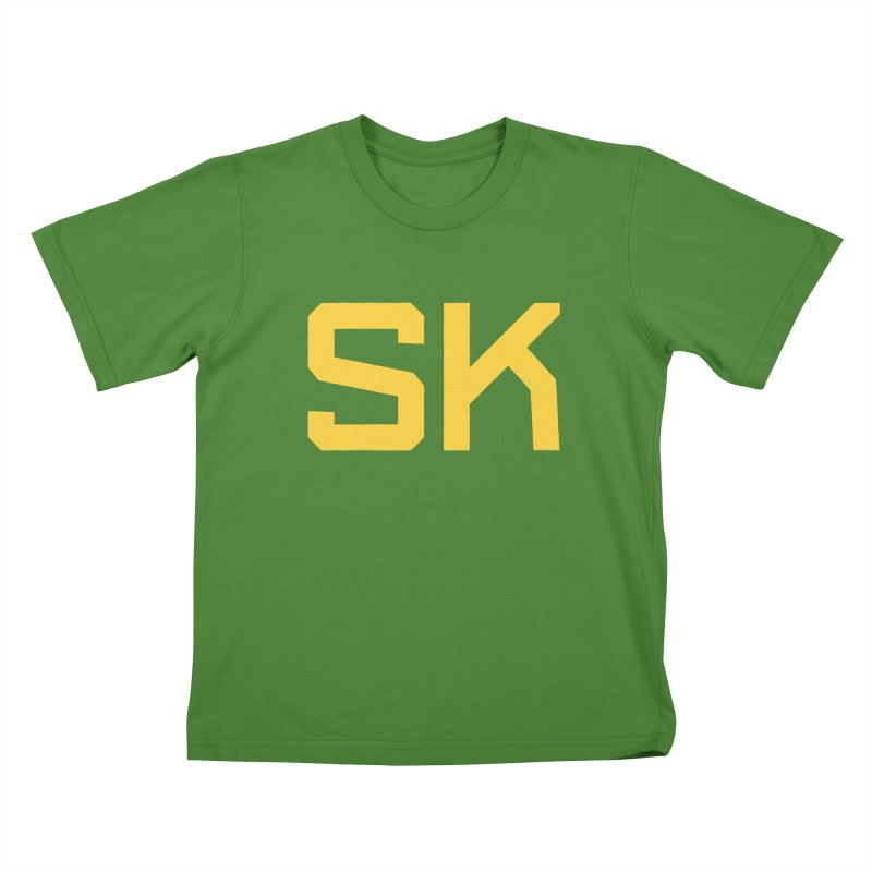 SK Kids T-Shirt by Mark Gervais