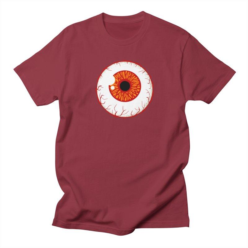 Look Men's Regular T-Shirt by Mark Gervais