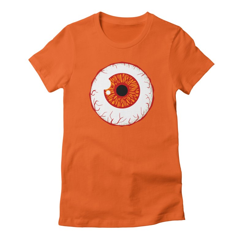 Look Women's Fitted T-Shirt by Mark Gervais