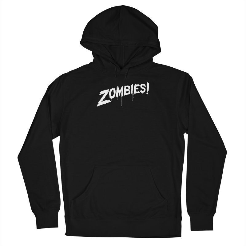 Zombies! Women's Pullover Hoody by Mark Gervais