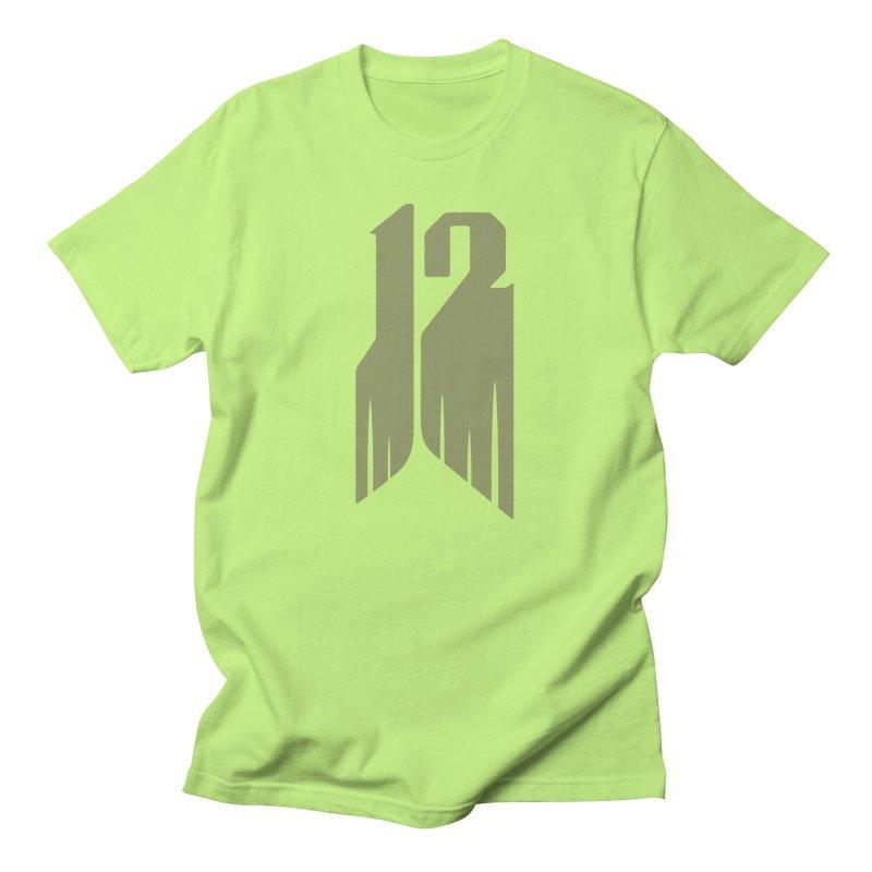 Tall 12 Men's T-Shirt by Mark Gervais