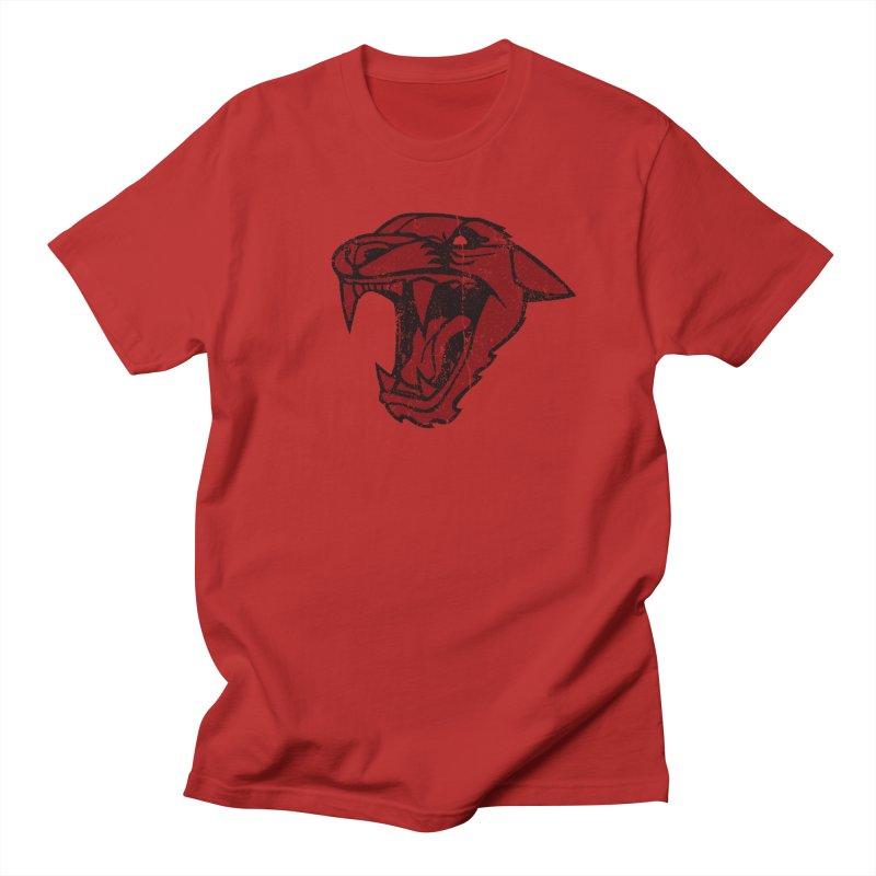 Big Cat Men's T-shirt by Mark Gervais