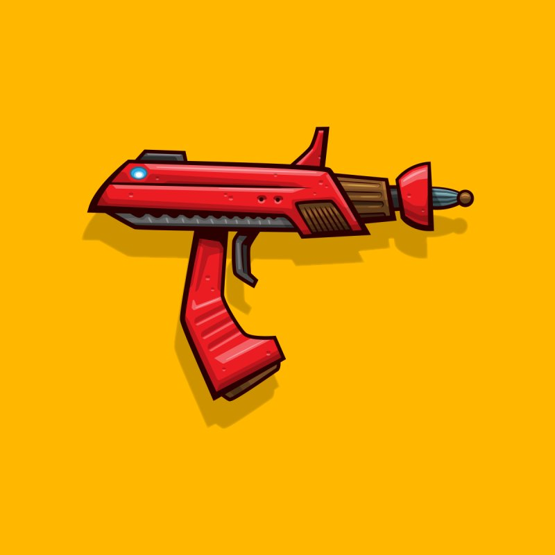 Phaser by Mark Gervais