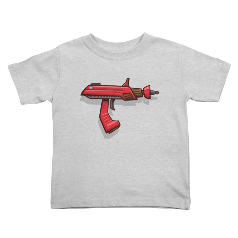 Phaser Kids Toddler T-Shirt by Mark Gervais