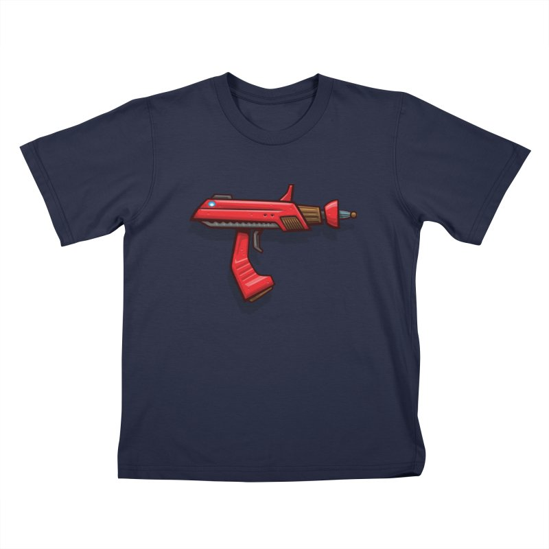 Phaser Kids T-Shirt by Mark Gervais