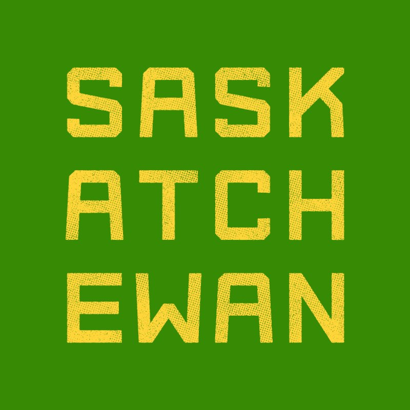 Saskatchewan Men's T-Shirt by Mark Gervais