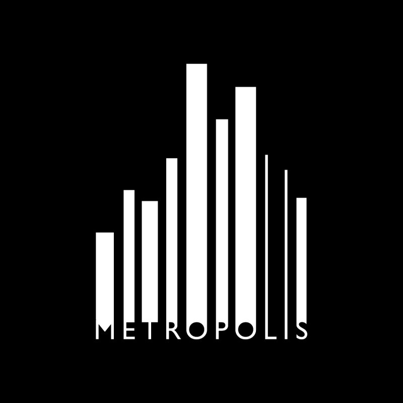 Metropolis by Mark Gonyea's Artist Shop