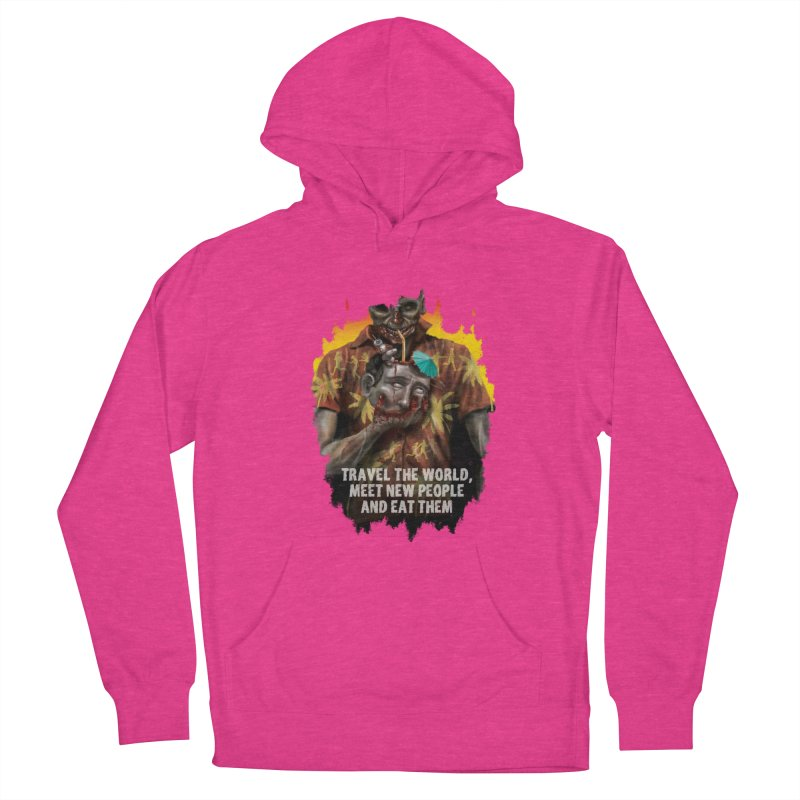 Zombie Vacation Women's Pullover Hoody by markpart2's Artist Shop