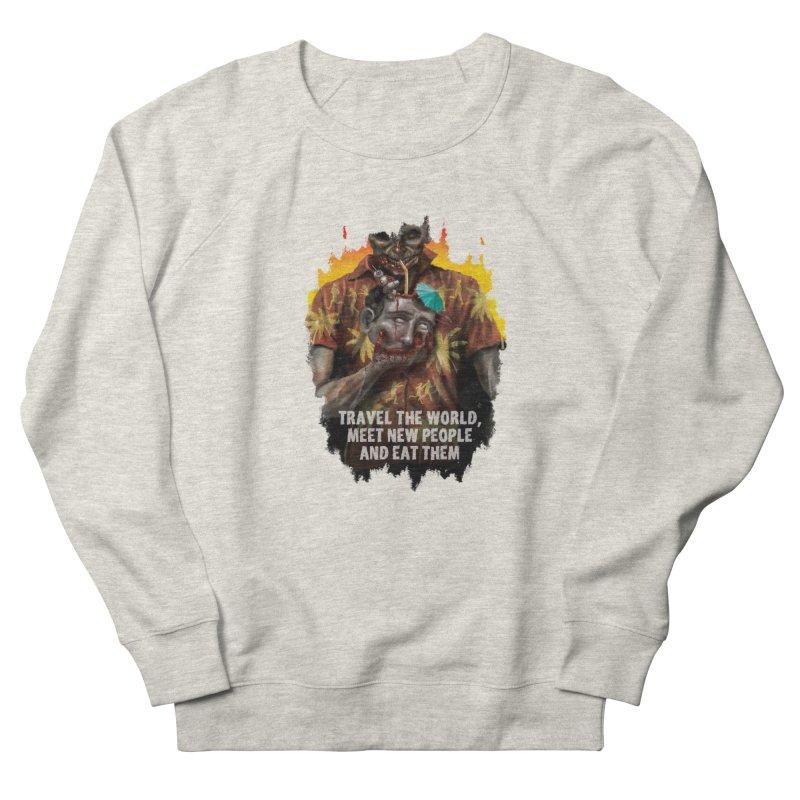 Zombie Vacation Women's Sweatshirt by markpart2's Artist Shop