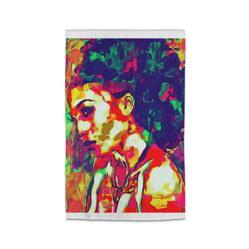 That Girl Edition 1 Home Rug by markurz's Artist Shop