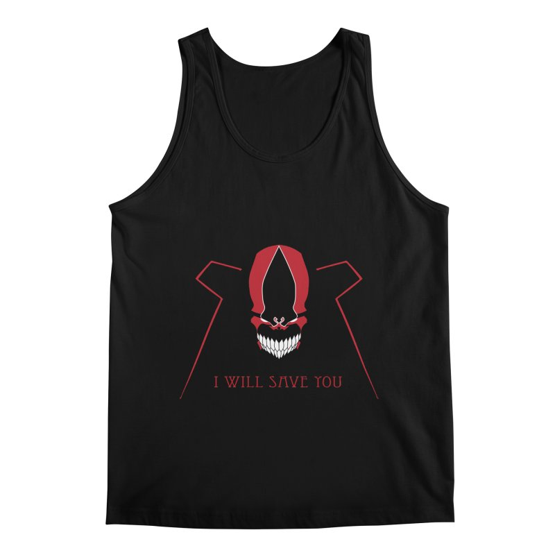 I will Save You Men's Regular Tank by markurz's Artist Shop