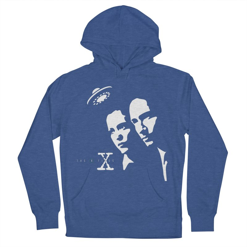 They're Out There Men's Pullover Hoody by markurz's Artist Shop