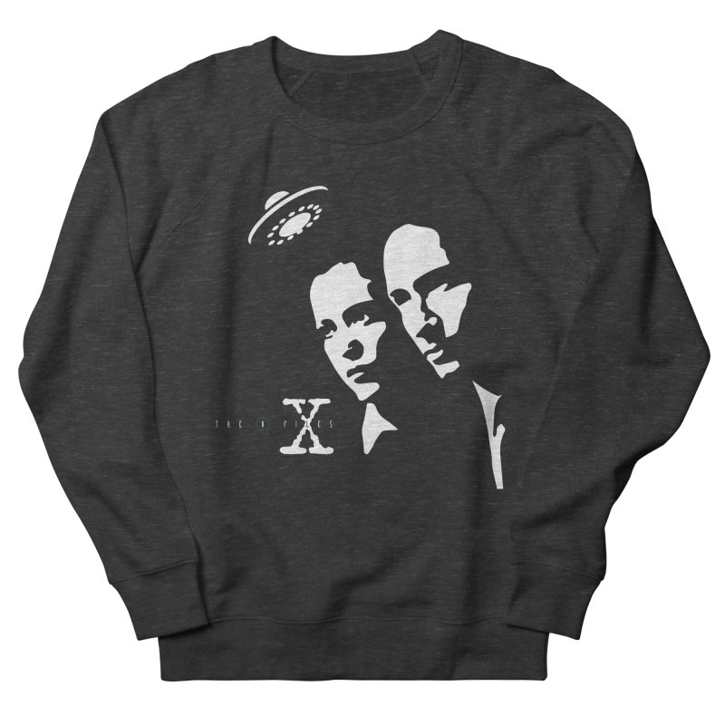 They're Out There Men's Sweatshirt by markurz's Artist Shop