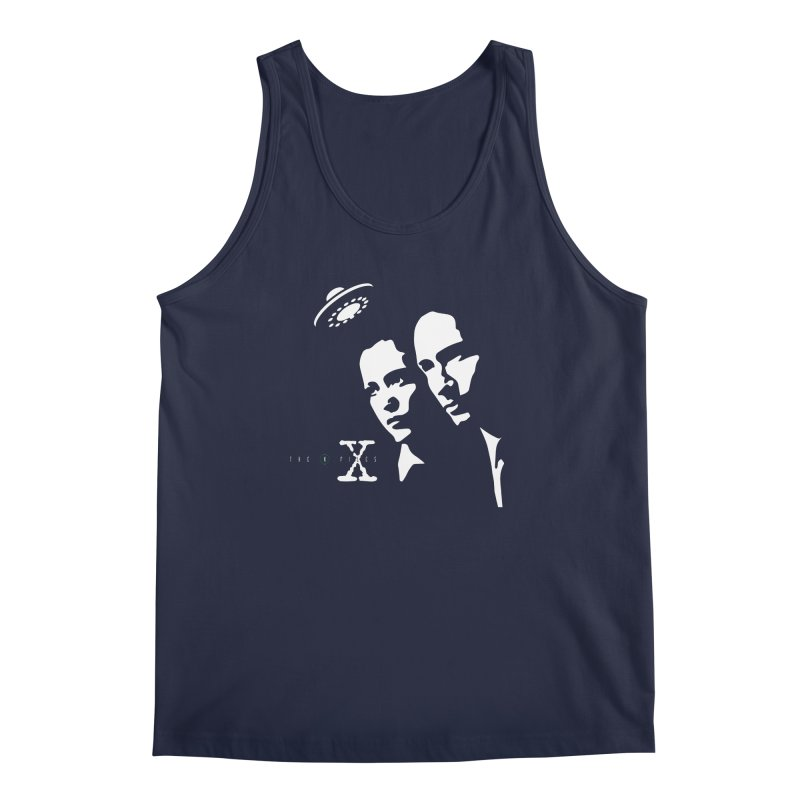 They're Out There Men's Tank by markurz's Artist Shop