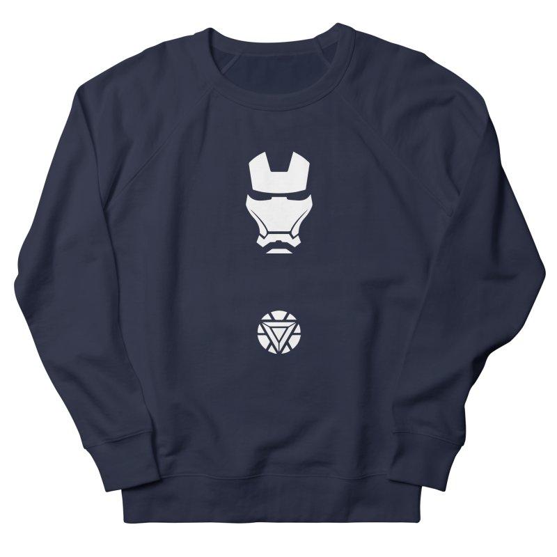 Iron Man Men's Sweatshirt by markurz's Artist Shop