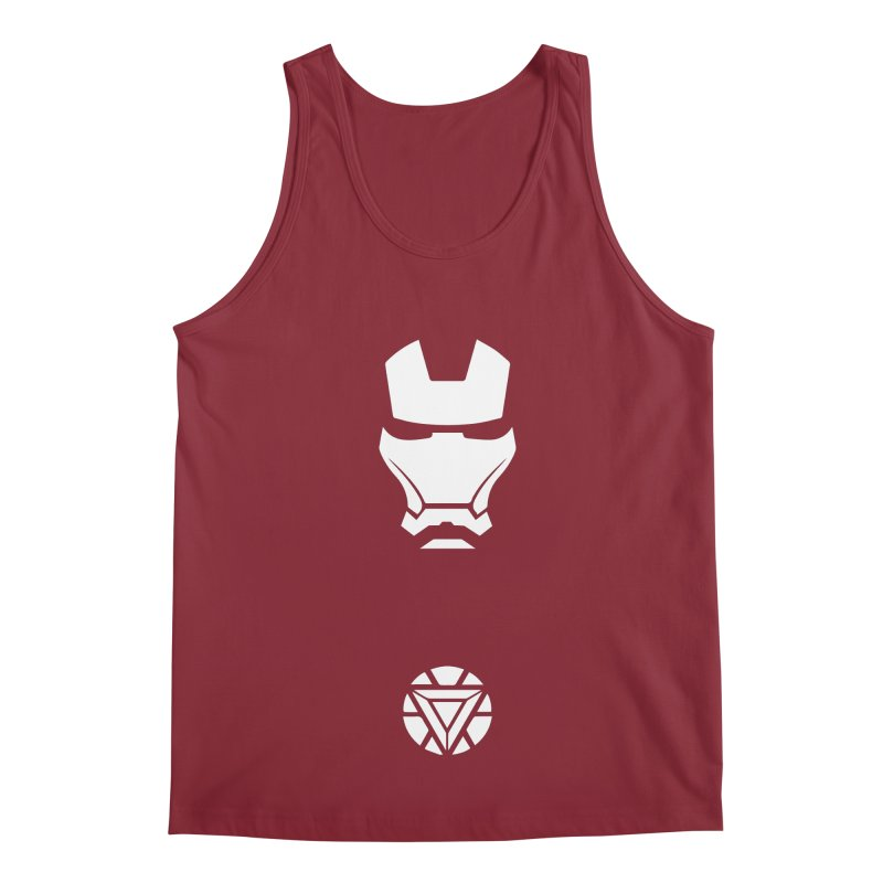 Iron Man Men's Regular Tank by markurz's Artist Shop