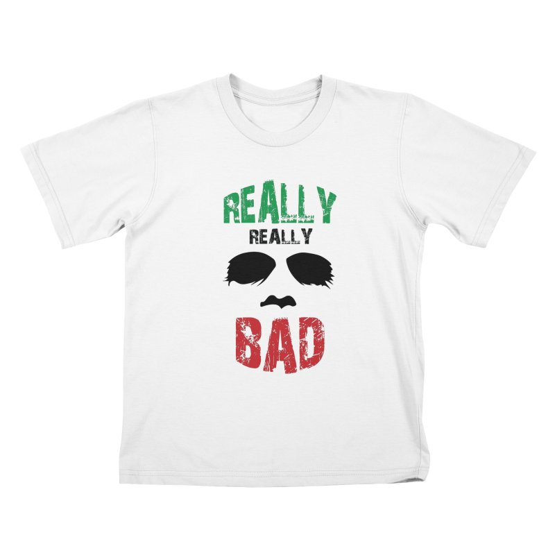 Really Really Bad Kids T-Shirt by markurz's Artist Shop