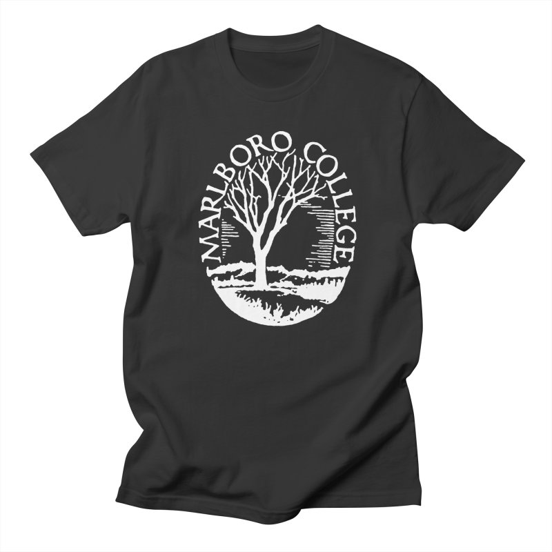 T-Shirt with White Seal Men's Regular T-Shirt by Marlboro Store's Artist Shop