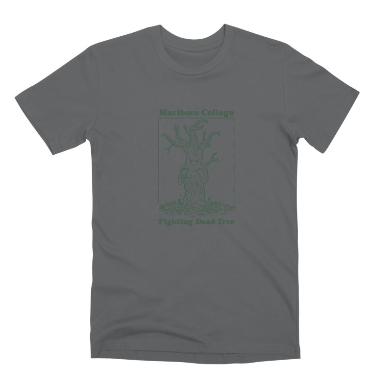 Unisex T-shirt with the Redesigned Fighting Dead Tree Men's T-Shirt by Marlboro Store's Artist Shop