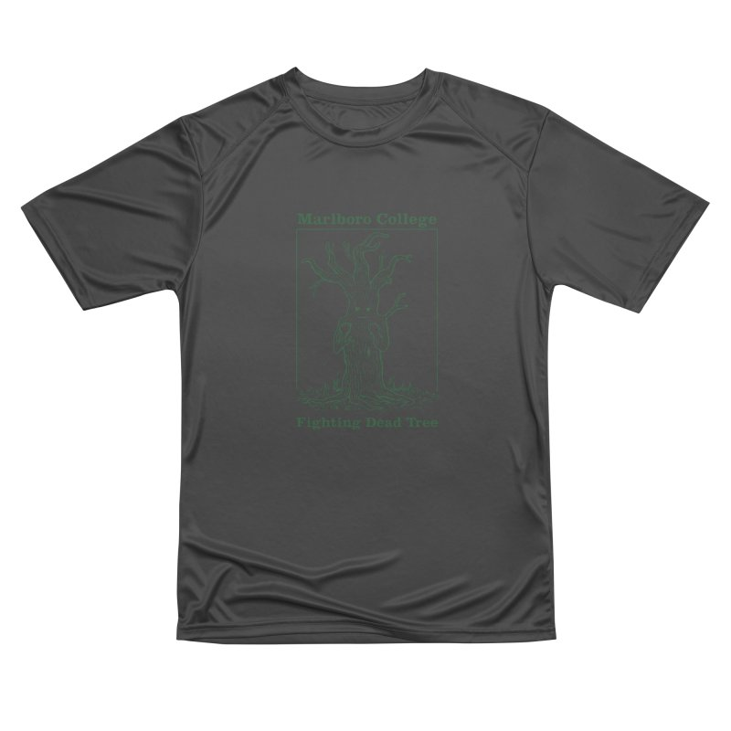 Unisex T-shirt with the Redesigned Fighting Dead Tree Men's Performance T-Shirt by Marlboro Store's Artist Shop