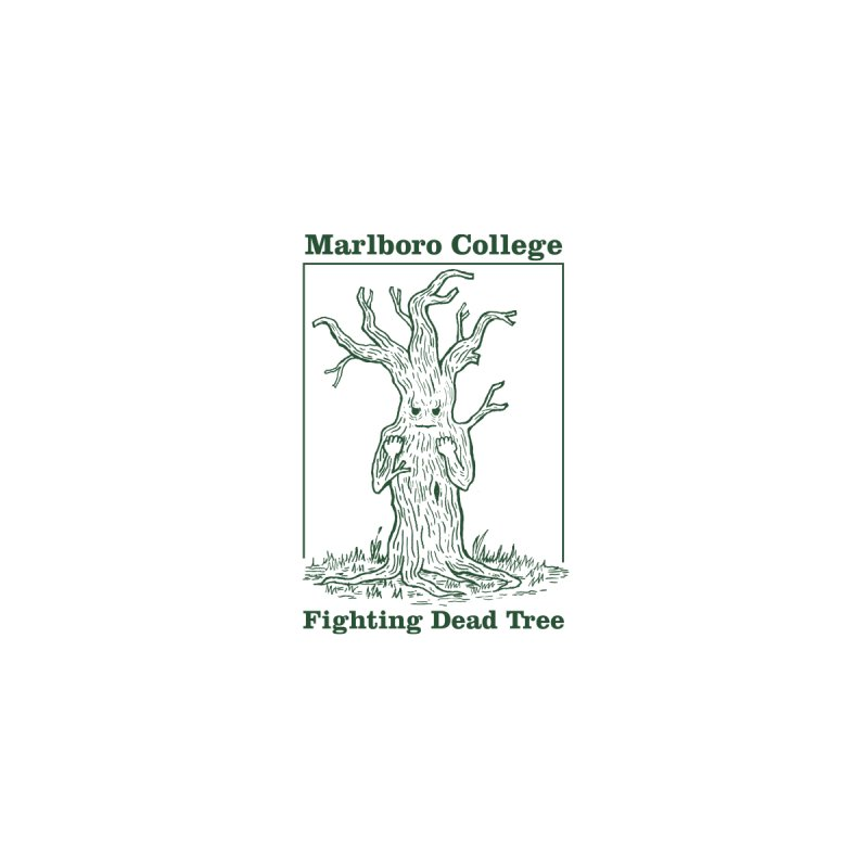 Sticker with the Redesigned Fighting Dead Tree by Marlboro Store's Artist Shop