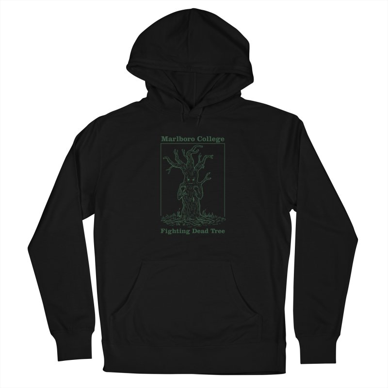 Sweatshirt with the Redesigned Fighting Dead Tree Men's French Terry Pullover Hoody by Marlboro Store's Artist Shop