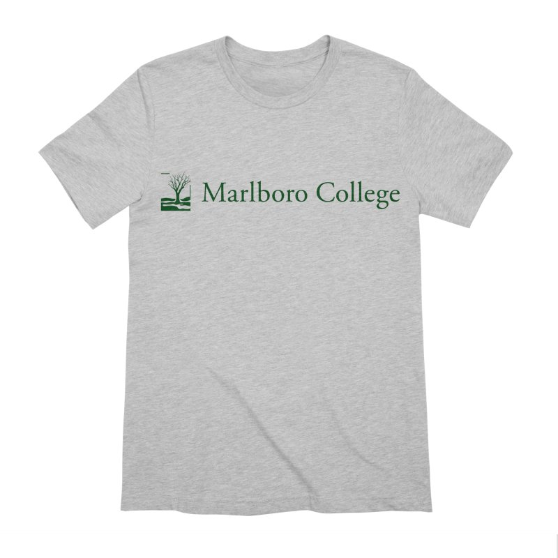 Unisex T-Shirt with the Logo Men's Extra Soft T-Shirt by Marlboro Store's Artist Shop