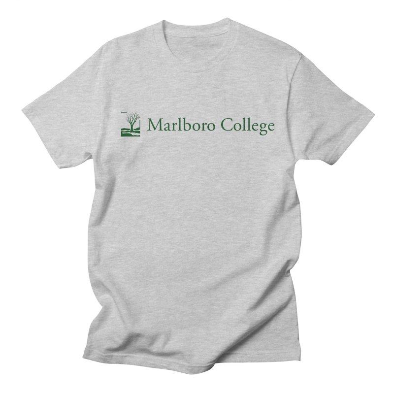 Unisex T-Shirt with the Logo Men's Regular T-Shirt by Marlboro Store's Artist Shop