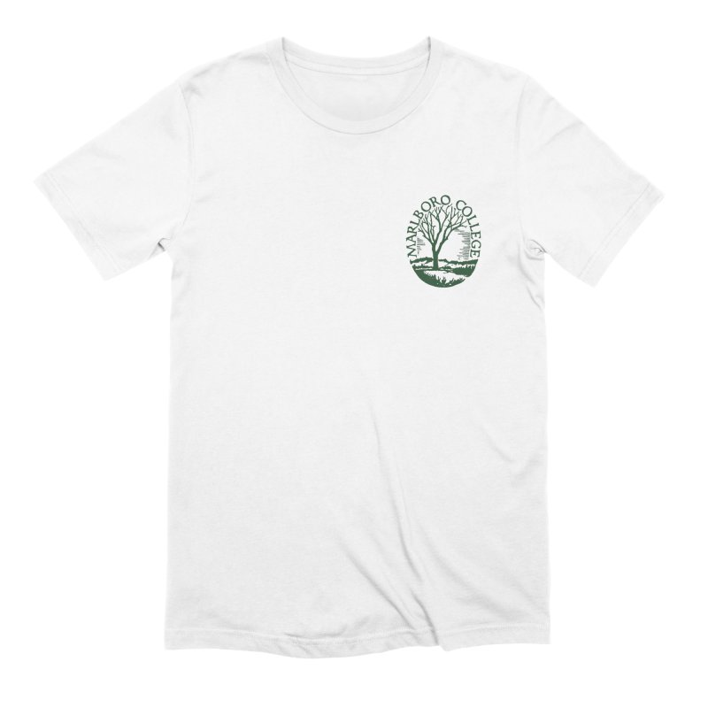 Unisex T-Shirt with the Seal Men's Extra Soft T-Shirt by Marlboro Store's Artist Shop