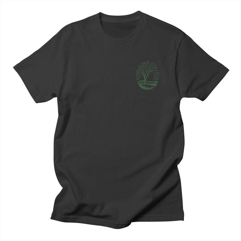 Unisex T-Shirt with the Seal Men's Regular T-Shirt by Marlboro Store's Artist Shop