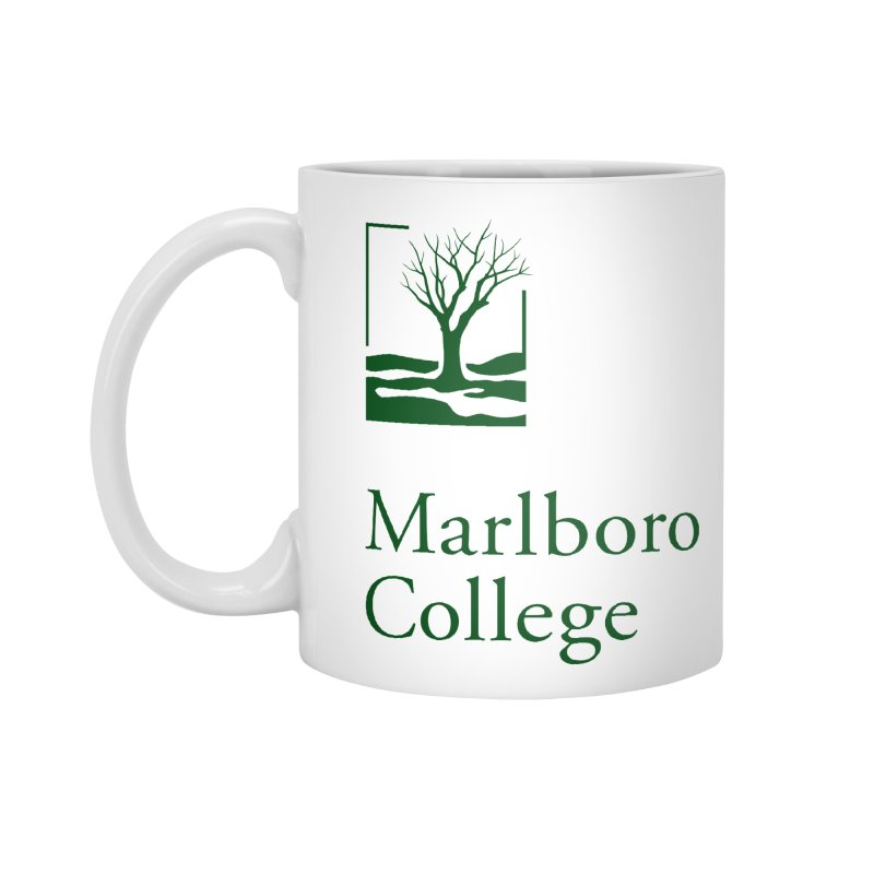 Mug with the Logo Accessories Standard Mug by Marlboro Store's Artist Shop