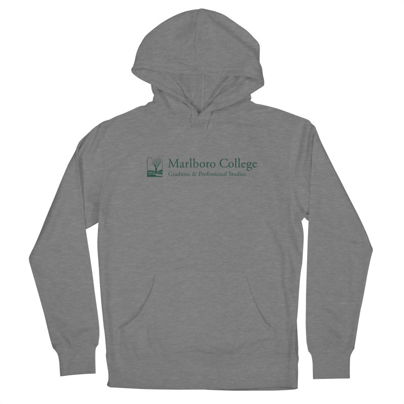 Sweatshirt with Grad School Logo Women's Pullover Hoody by Marlboro Store's Artist Shop