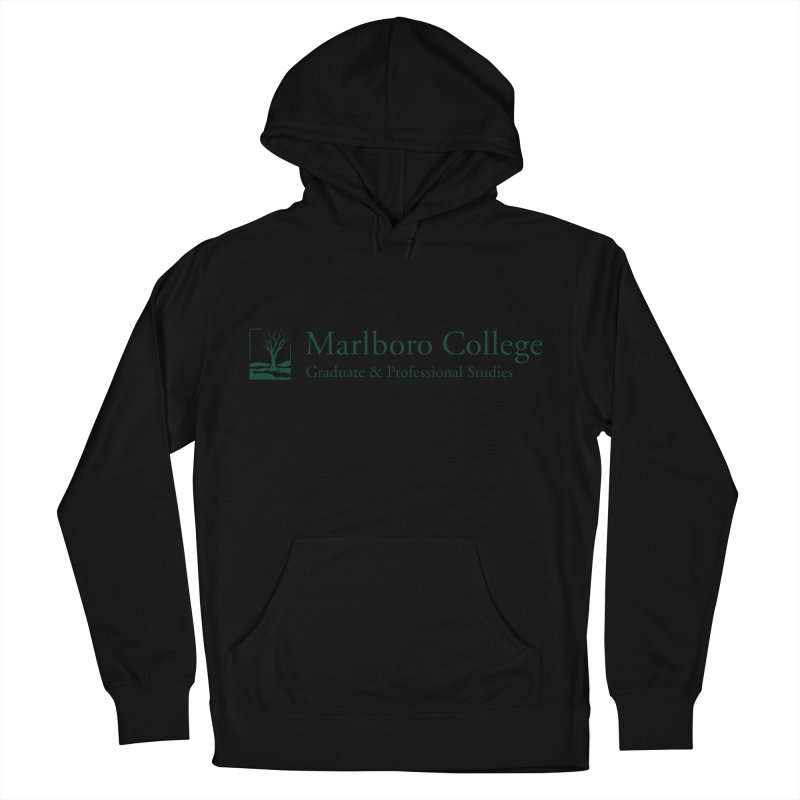 Sweatshirt with Grad School Logo Men's French Terry Pullover Hoody by Marlboro Store's Artist Shop