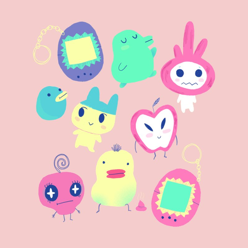 Tamagotchi Buddies None  by Marlowe Dobbe