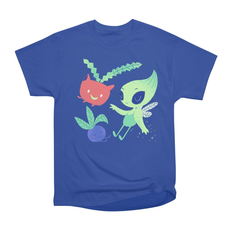 Grass Type Friends Men's Classic T-Shirt by Marlowe Dobbe