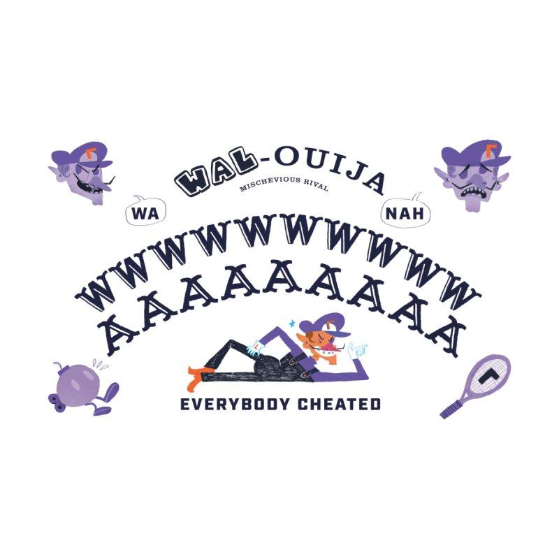 WAL-OUIJA Board by Marlowe Dobbe