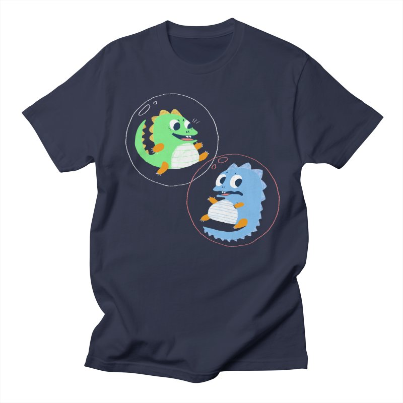 Bub and Bob Men's T-Shirt by Marlowe Dobbe
