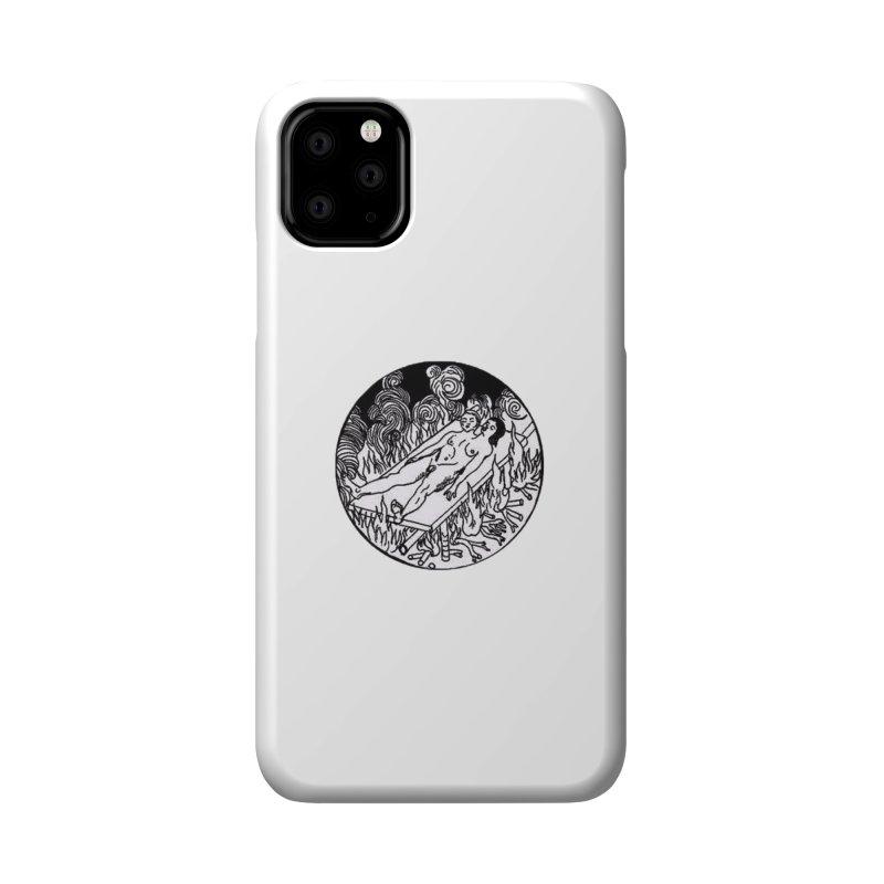 Let it burn Accessories Phone Case by marpeach's Artist Shop