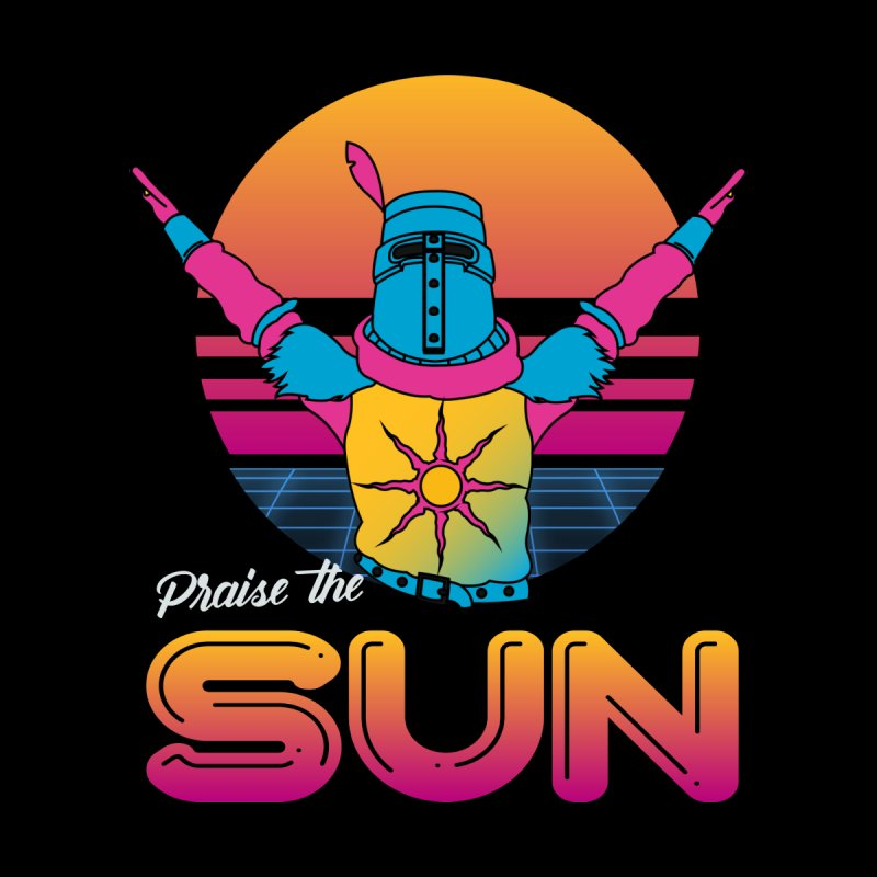 Praise the sun Kids Baby T-Shirt by marpeach's Artist Shop