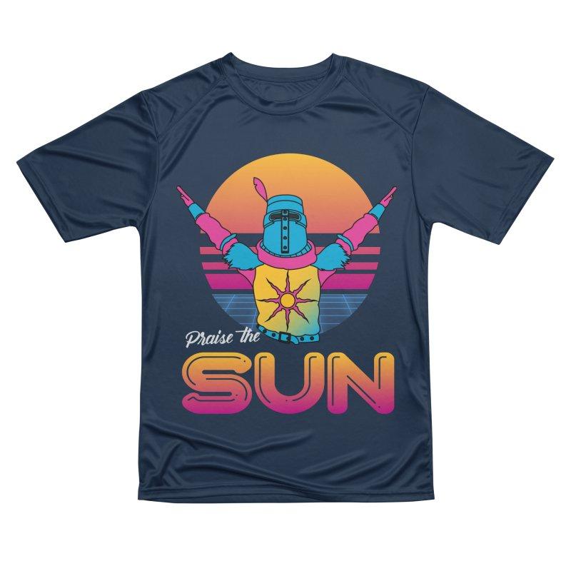Praise the sun Women's Performance Unisex T-Shirt by marpeach's Artist Shop