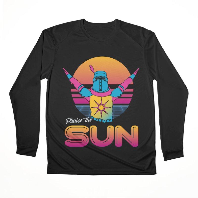 Praise the sun Women's Performance Unisex Longsleeve T-Shirt by marpeach's Artist Shop