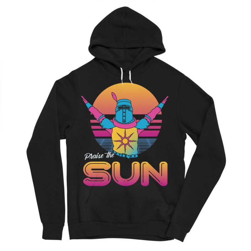 Praise the sun Men's Sponge Fleece Pullover Hoody by marpeach's Artist Shop