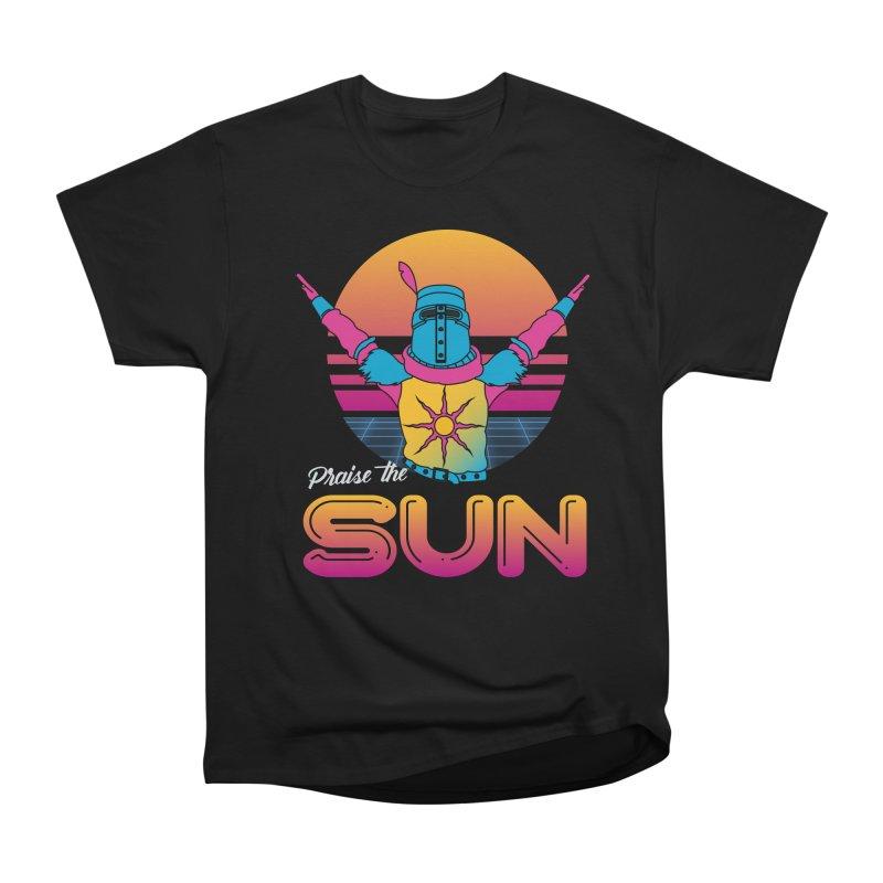 Praise the sun Women's Heavyweight Unisex T-Shirt by marpeach's Artist Shop