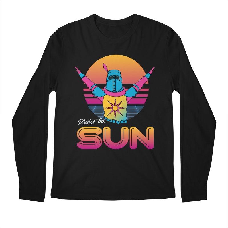 Praise the sun Men's Regular Longsleeve T-Shirt by marpeach's Artist Shop