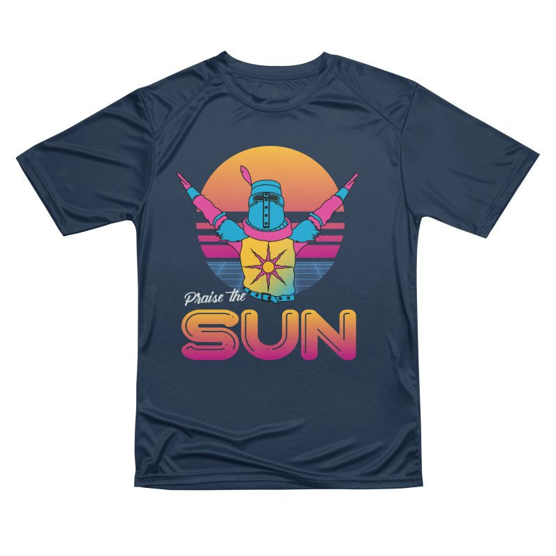 Praise the sun Women's Performance Unisex T-Shirt by marpeach's Artist Shop