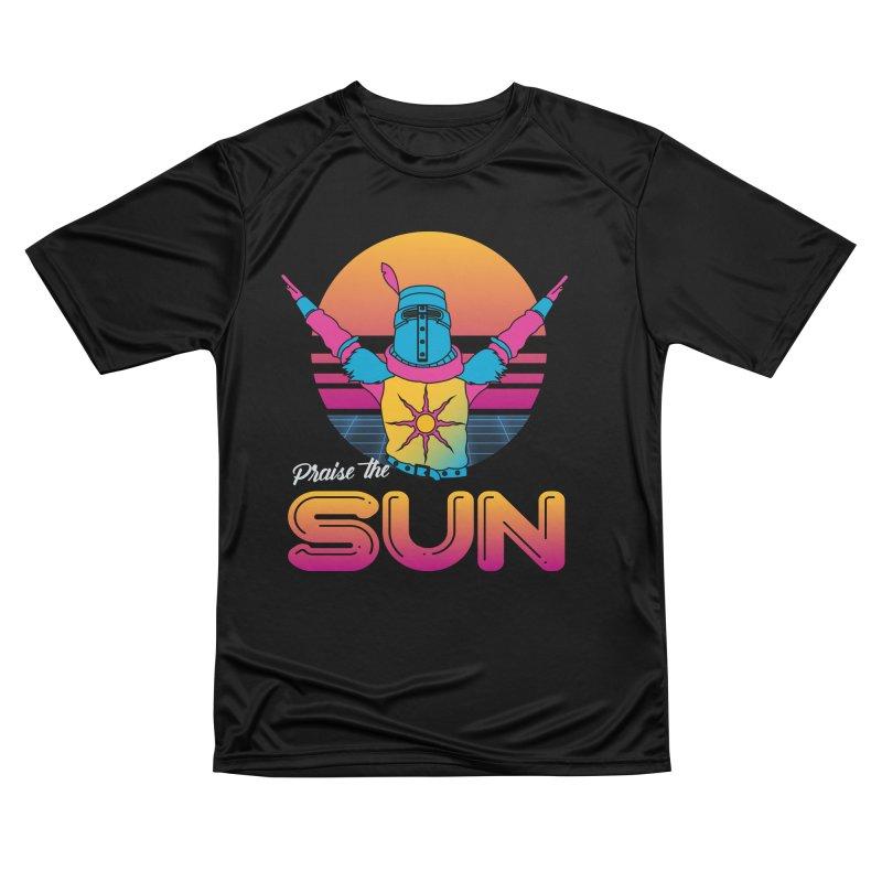 Praise the sun Men's Performance T-Shirt by marpeach's Artist Shop