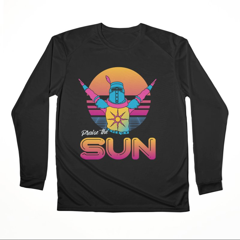 Praise the sun Women's Performance Unisex Longsleeve T-Shirt by marpeach's Artist Shop