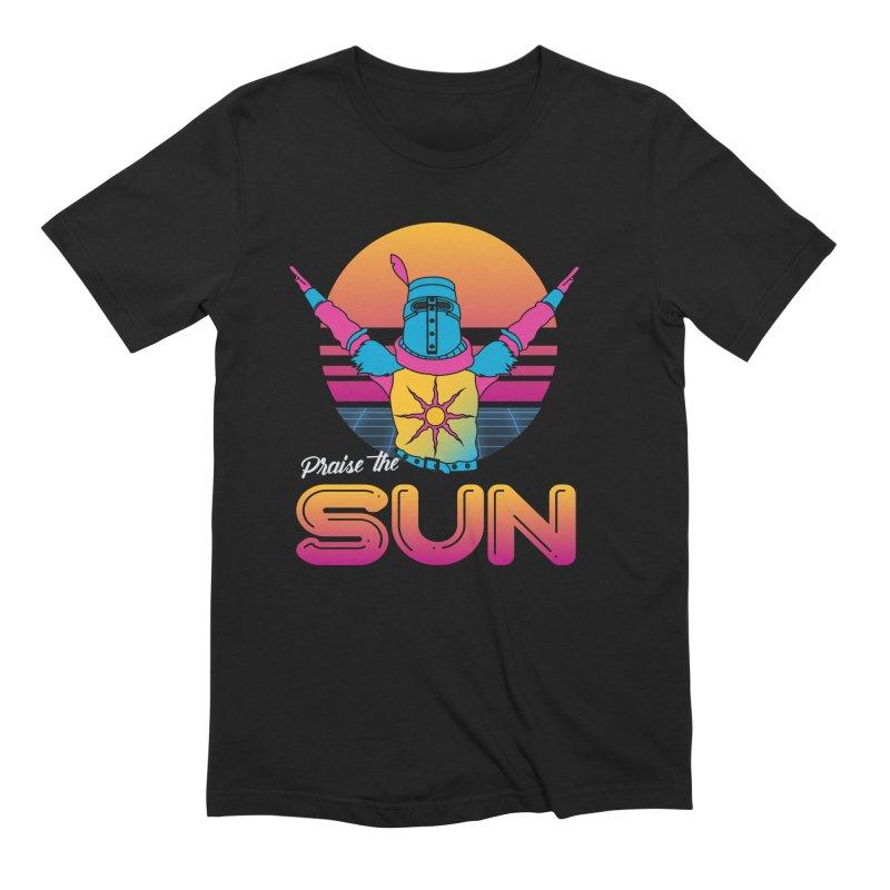 Praise the sun Men's T-Shirt by marpeach's Artist Shop