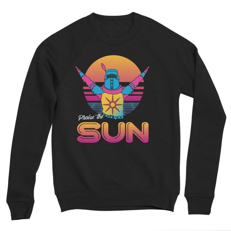 Praise the sun Women's Sweatshirt by marpeach's Artist Shop