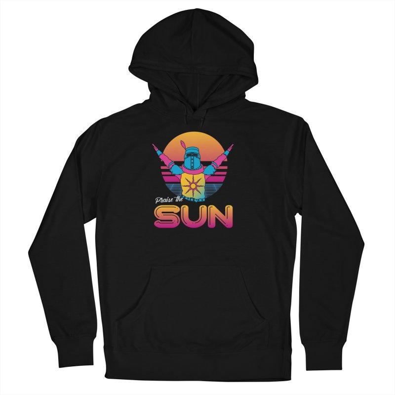 Praise the sun Men's Pullover Hoody by marpeach's Artist Shop